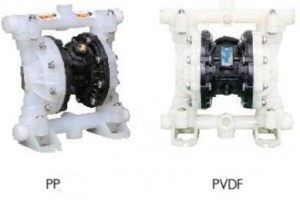 GM air operated double diaphragm pumps
