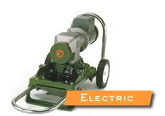Edson electric motor driven diaphragm pumps