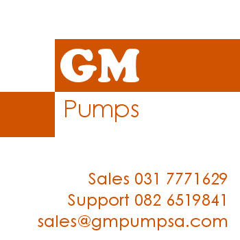 Gm pumps south africa
