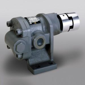 Koshin gear pumps for light viscosity fluids like oil, parafin, seed oils