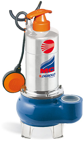 Pedrollo Submersible Pump MC /50 0.75-1.1 kW