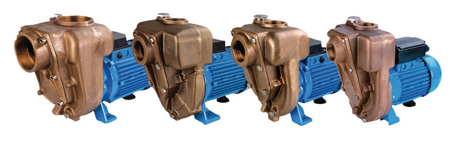 GMP Self-Priming Truck Pumps