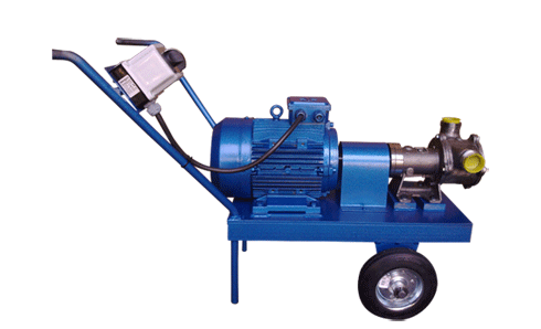 RF Series Flexible Impeller Pump