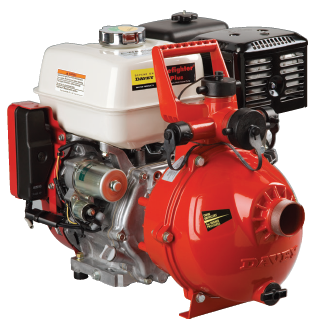 Davey High Powered Twin Stage Self-Priming Pump