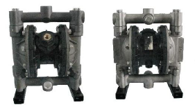 GM Air operated double diaphragm pumps compete with Wilden, Yamada, Sandpiper, Aro, Graco, Blagdon, Versamatic, Husky.