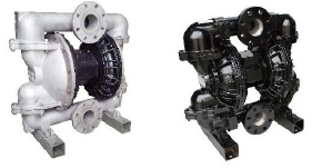 GM Air operated double diaphragm pumps compete with Sandpiper, Blagdon, Versamatic, Aro, Graco, Wilden, Yamada, Husky.